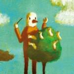 アヒルマンとコーラス仲間たち / Duckman and his chorus friends